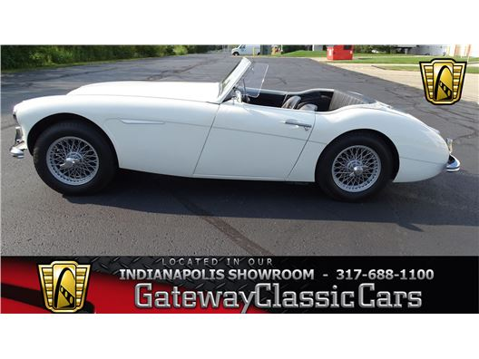 1957 Austin-Healey 100 for sale in Indianapolis, Indiana 46268
