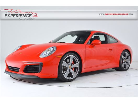 2017 Porsche 911 Carrera S for sale in Fort Lauderdale, Florida 33308