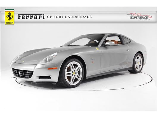 2005 Ferrari 612 Scaglietti for sale in Fort Lauderdale, Florida 33308