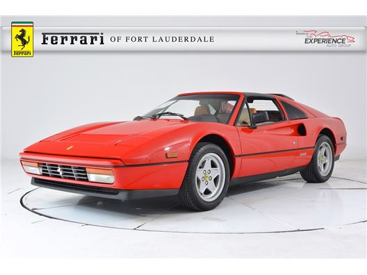 1987 Ferrari 328 GTS for sale in Fort Lauderdale, Florida 33308