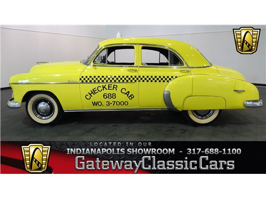 1950 Chevrolet Deluxe for sale in Indianapolis, Indiana 46268