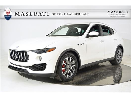2017 Maserati Levante S for sale in Fort Lauderdale, Florida 33308