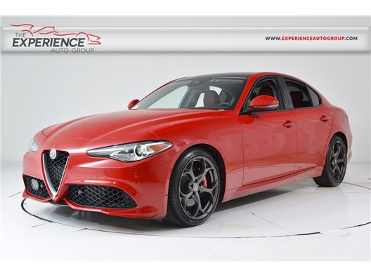 2017 Alfa Romeo Giulia Ti for sale in Fort Lauderdale, Florida 33308
