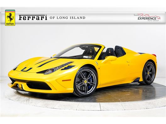 2015 Ferrari 458 Speciale A for sale in Fort Lauderdale, Florida 33308