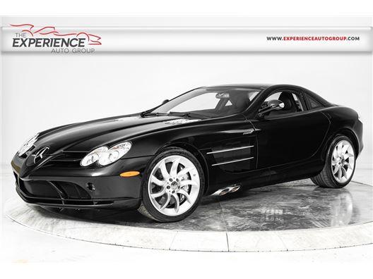 2006 Mercedes-Benz SLR McLaren for sale in Fort Lauderdale, Florida 33308