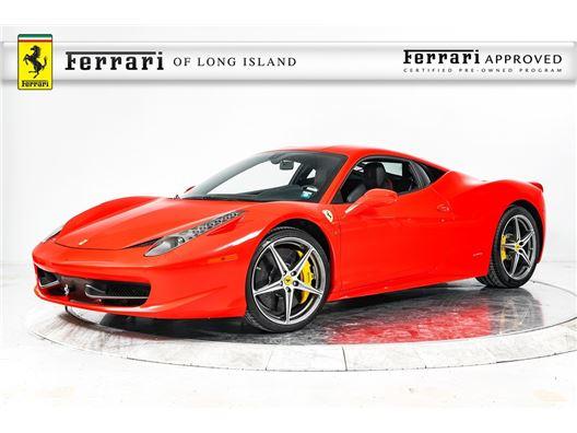2015 Ferrari 458 Italia for sale in Fort Lauderdale, Florida 33308