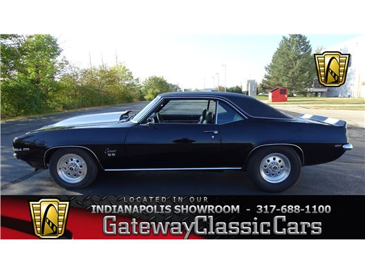 1969 Chevrolet Camaro for sale in Indianapolis, Indiana 46268