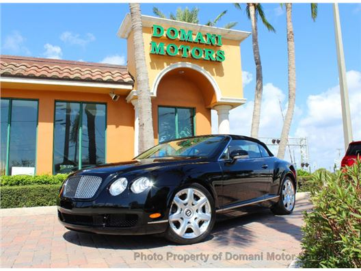 2008 Bentley Continental GT for sale in Deerfield Beach, Florida 33441