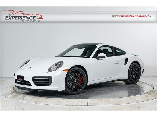 2017 Porsche 911 Turbo for sale in Fort Lauderdale, Florida 33308