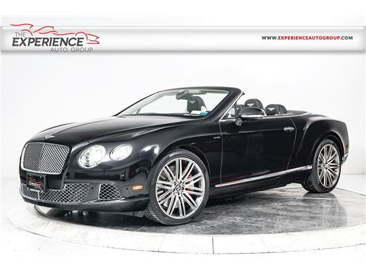 2014 Bentley Continental GTC Speed for sale in Fort Lauderdale, Florida 33308