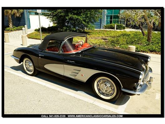 1959 Chevrolet Corvette for sale in Sarasota, Florida 34232
