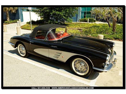 1959 Chevrolet Corvette for sale in Sarasota, Florida 34232