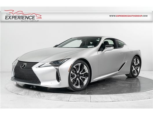 2018 Lexus Lc 500 for sale in Fort Lauderdale, Florida 33308