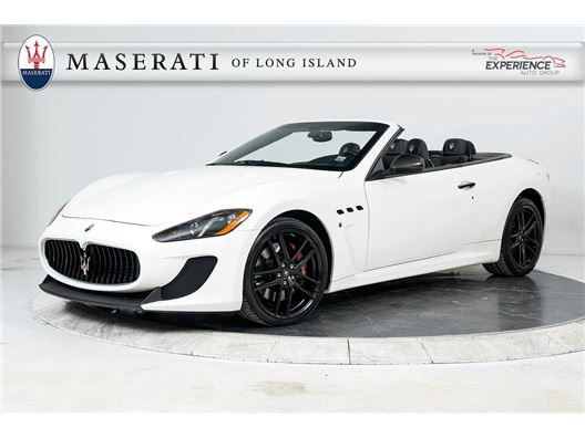 2013 Maserati GranTurismo Convertible for sale in Fort Lauderdale, Florida 33308