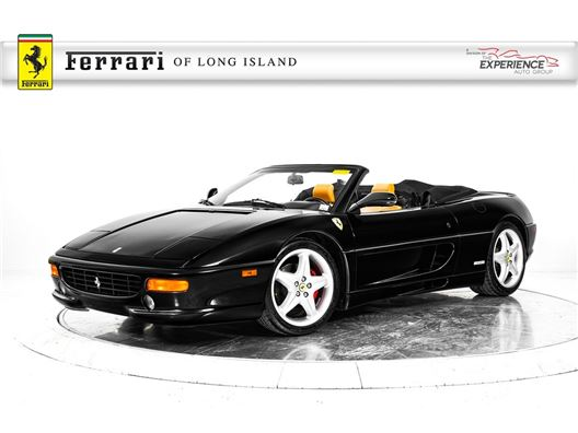 1998 Ferrari F355 Spider F1 for sale in Fort Lauderdale, Florida 33308