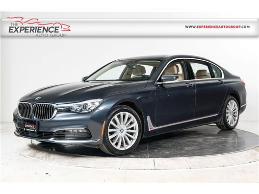 2018 BMW 7 Series for sale in Fort Lauderdale, Florida 33308