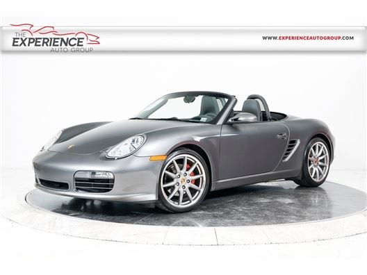 2007 Porsche Boxster S for sale in Fort Lauderdale, Florida 33308