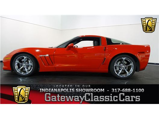 2011 Chevrolet Corvette for sale in Indianapolis, Indiana 46268
