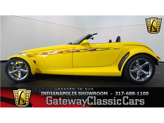 2000 Plymouth Prowler for sale in Indianapolis, Indiana 46268