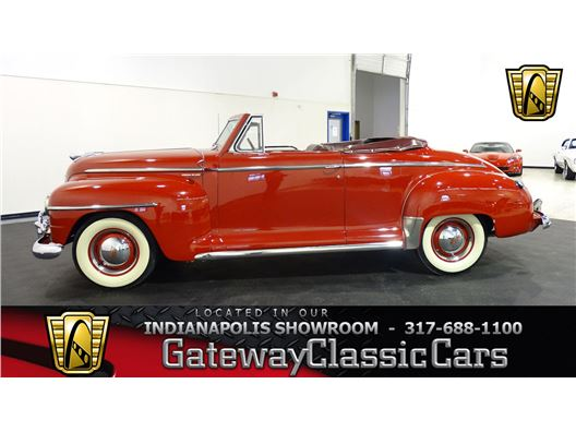 1947 Plymouth Deluxe for sale in Indianapolis, Indiana 46268