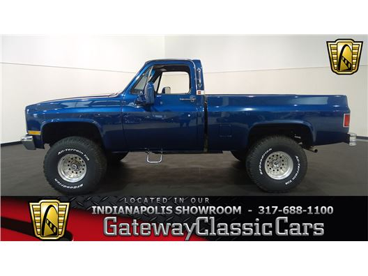 1983 GMC K1500 for sale in Indianapolis, Indiana 46268