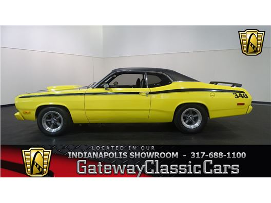 1972 Plymouth Duster for sale in Indianapolis, Indiana 46268
