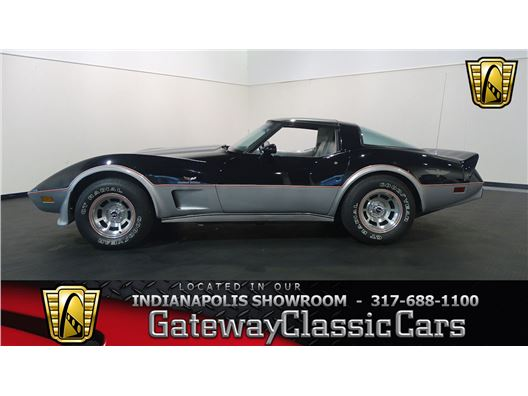 1978 Chevrolet Corvette for sale in Indianapolis, Indiana 46268