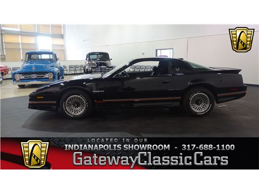 1986 Pontiac Firebird for sale in Indianapolis, Indiana 46268