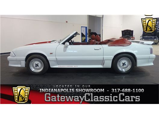 1989 Ford Mustang for sale in Indianapolis, Indiana 46268