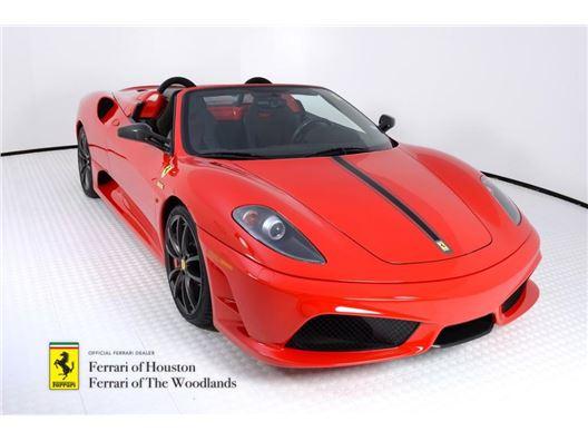 2009 Ferrari F430 Scuderia Spider 16M for sale in Houston, Texas 77057
