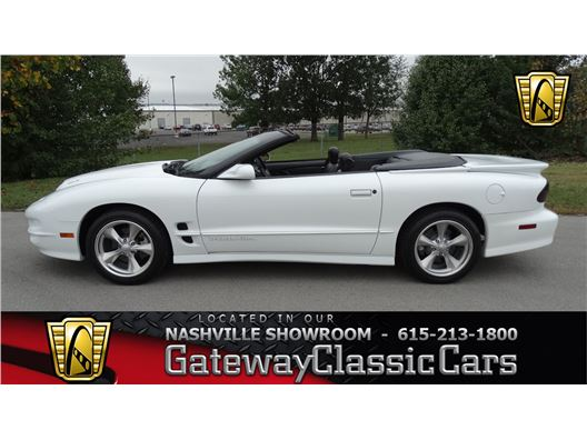 2001 Pontiac Firebird for sale in La Vergne