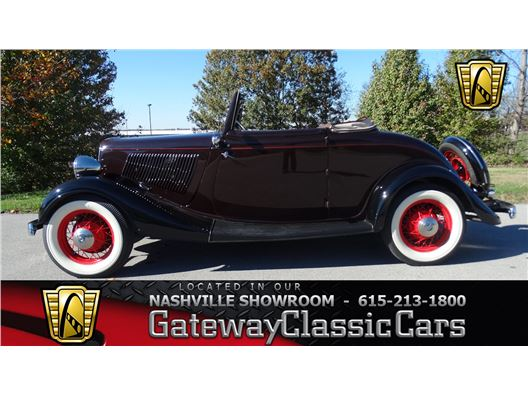 1933 Ford Cabriolet for sale in La Vergne
