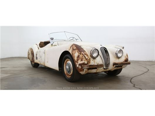 1952 Jaguar XK120 for sale in Los Angeles, California 90063