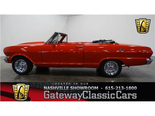 1963 Chevrolet Nova for sale in La Vergne