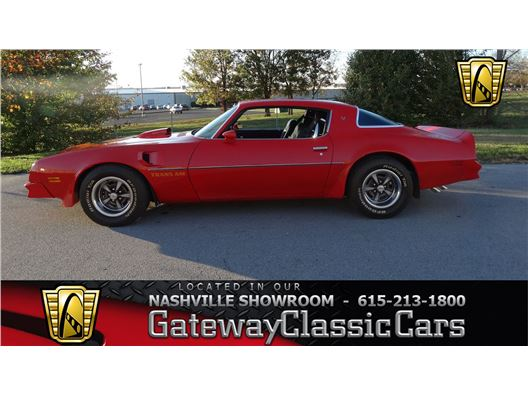 1976 Pontiac Trans Am for sale in La Vergne