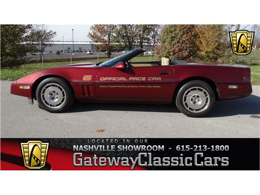 1986 Chevrolet Corvette for sale in La Vergne
