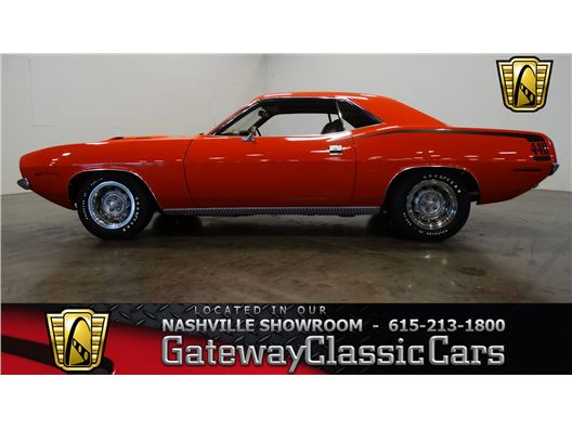 1970 Plymouth Cuda for sale in La Vergne