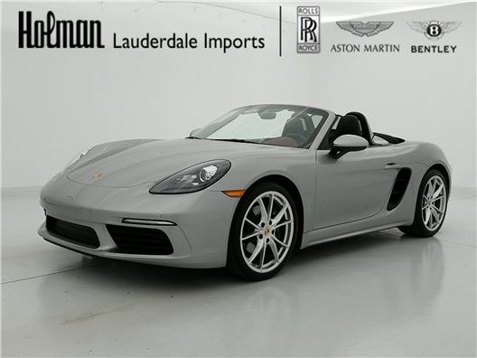 2017 Porsche 718 Boxster for sale in Fort Lauderdale, Florida 33304