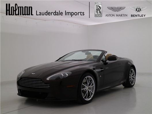 2014 Aston Martin V8 Vantage for sale in Fort Lauderdale, Florida 33304