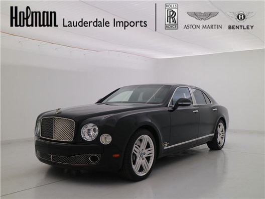 2011 Bentley Mulsanne for sale in Fort Lauderdale, Florida 33304