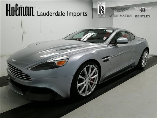 2014 Aston Martin Vanquish for sale in Fort Lauderdale, Florida 33304