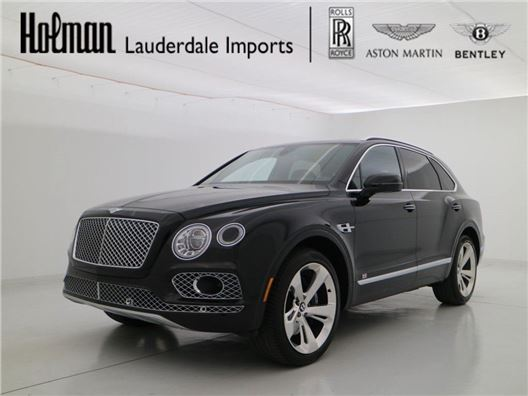 2018 Bentley Bentayga for sale in Fort Lauderdale, Florida 33304
