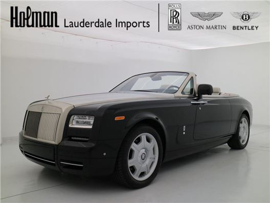 2015 Rolls-Royce Phantom Coupe for sale in Fort Lauderdale, Florida 33304