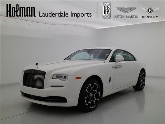 2018 Rolls-Royce Wraith for sale in Fort Lauderdale, Florida 33304