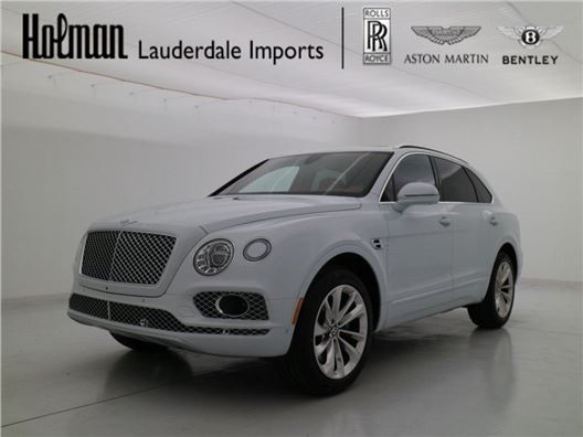 2018 Bentley Bentayga for sale in Fort Lauderdale, Florida 33304