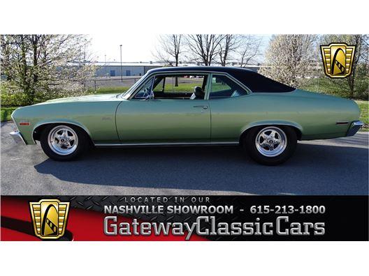 1970 Chevrolet Nova for sale in La Vergne