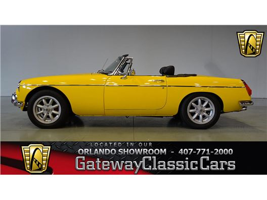 1972 MG MGB for sale in Lake Mary, Florida 32746