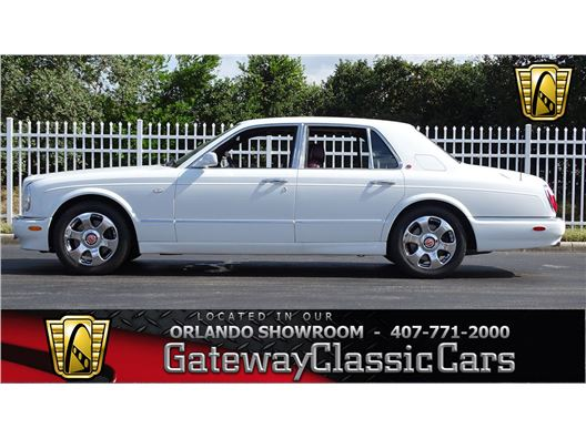 2000 Bentley Arnage for sale in Lake Mary, Florida 32746