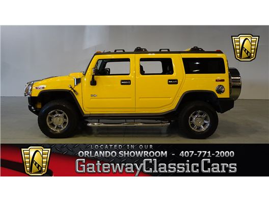 2005 Hummer H2 for sale in Lake Mary, Florida 32746