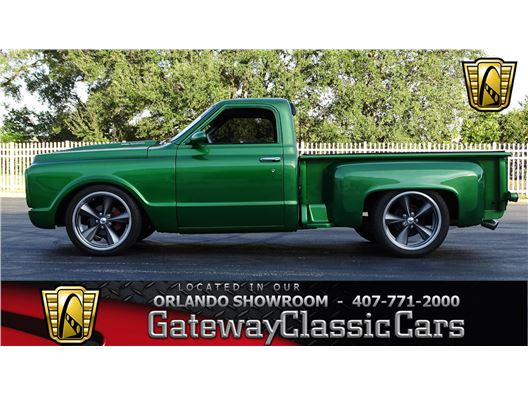 1971 Chevrolet C10 for sale in Lake Mary, Florida 32746